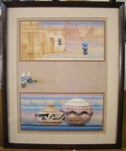 Framed Artwork